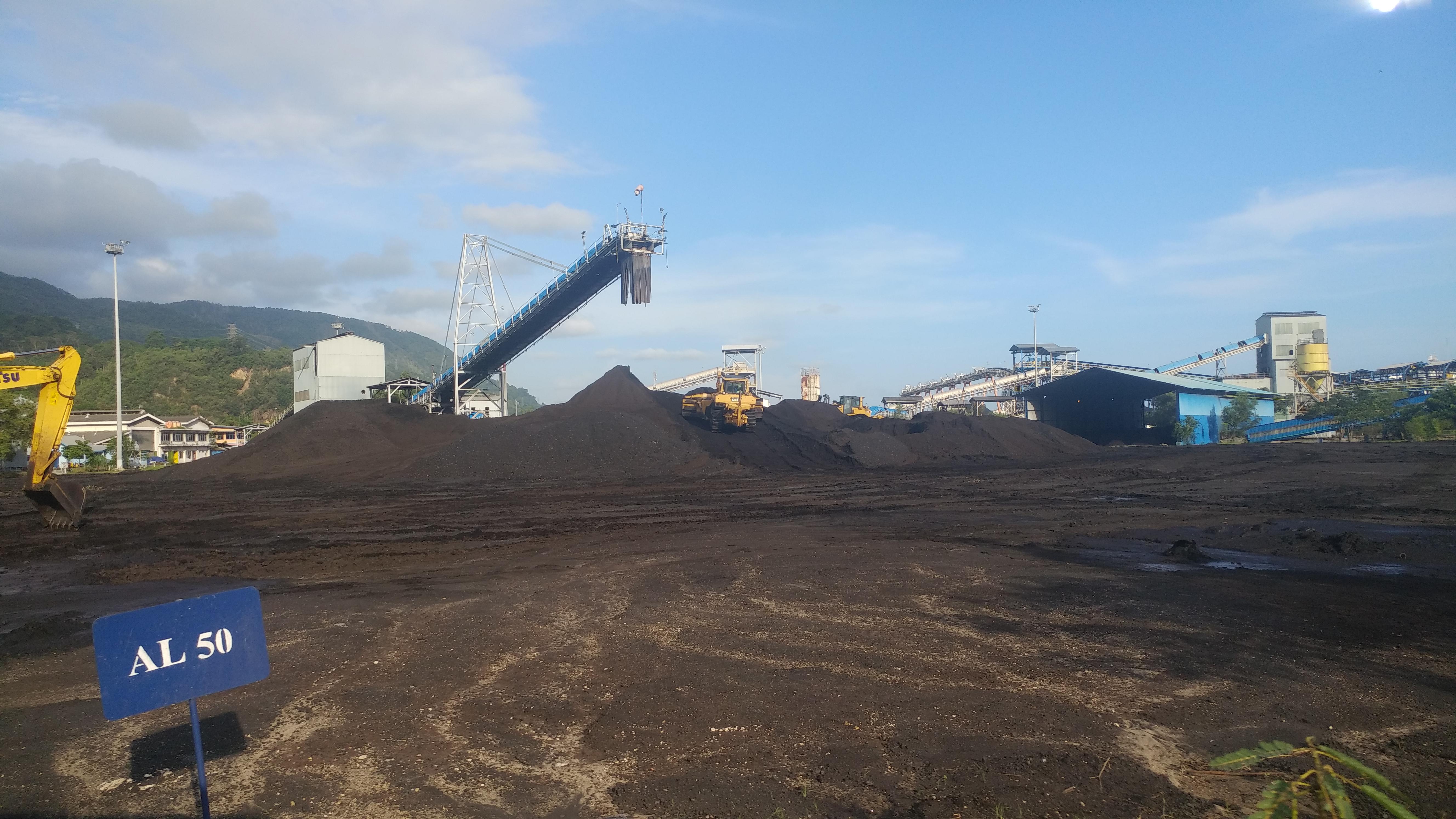 Coal Terminal Tarahan